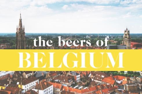beers of belgium