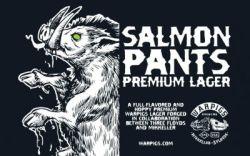 salmon pants